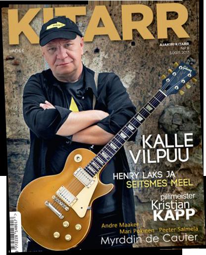 "Magazine ""Kitarr"""